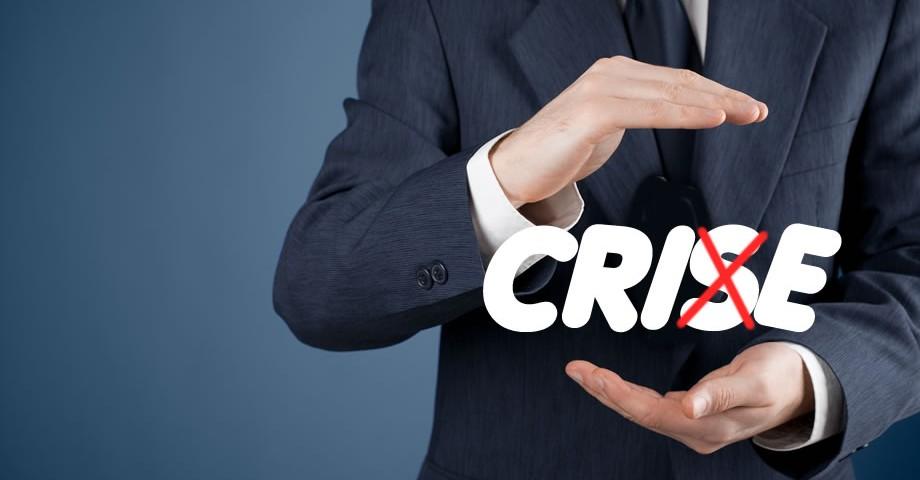 Gerencia uma crise